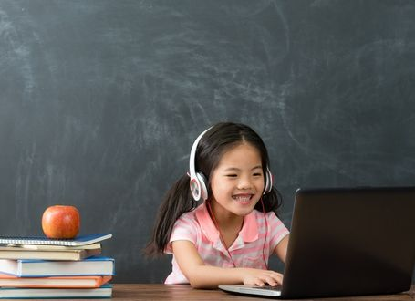 Online Tuition for Younger Children